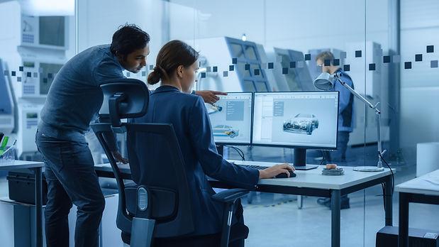 Automotive Design Factory: Project Manag