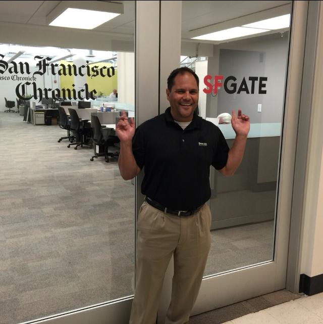 SF Gate, San Francisco Chronicle, San Francisco, Ca