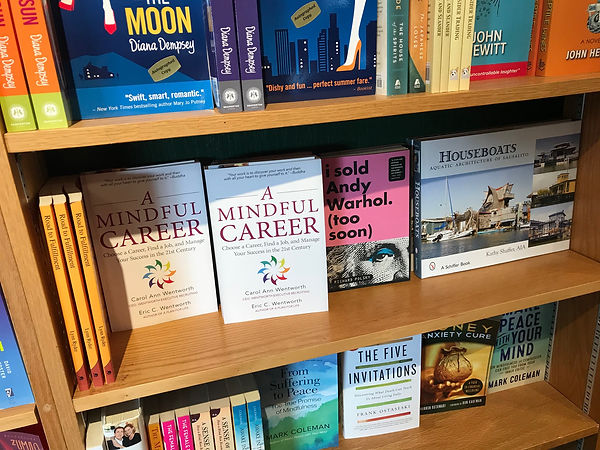 A Mindful Career at Books by the Bay in Sausalito, California