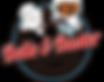 Belle & Buster Logo - PNG