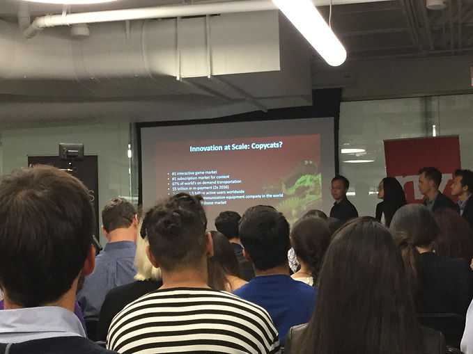 IoT Revolution. The Road To China and Back. Hult International Business School. San Francisco, Ca. Empire Builders Eau Claire, WI.
