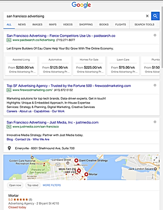 GOOGLE ADWORDS ALPHA BETA