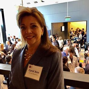 Carol Ann at Keiretsu Forum Northern California