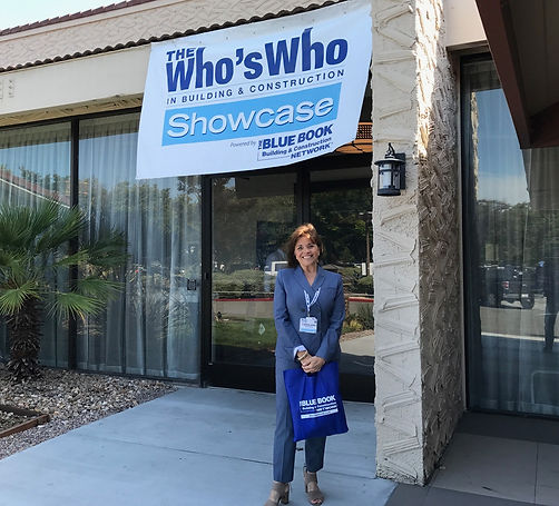 Carol Ann Wentworth at the Who's Who In Building & Construction Showcase