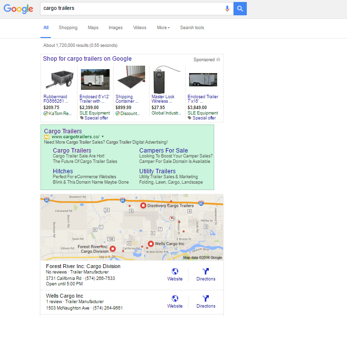 Adwords Expanded Text Ads.