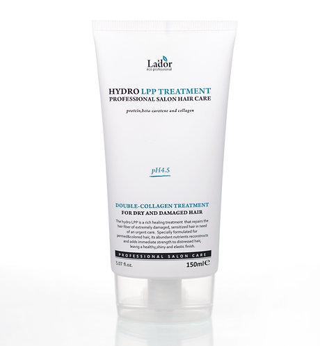 LADOR Увлажняющая маска для сухих и поврежденных волос Eco Hydro LPP Treatment