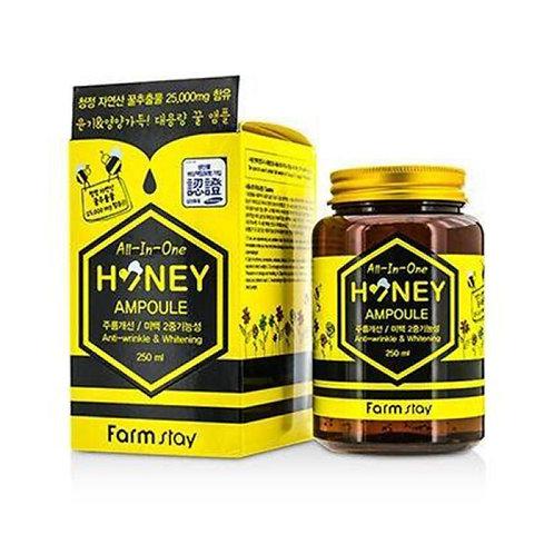 Farmstay Многофункциональная сыворотка с медом All-in-One Honey Ampoule