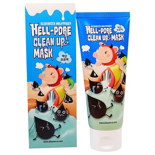 ELIZAVECCA Маска-плёнка для очищения пор Milky Piggy Hell-Pore Clean Up Mask