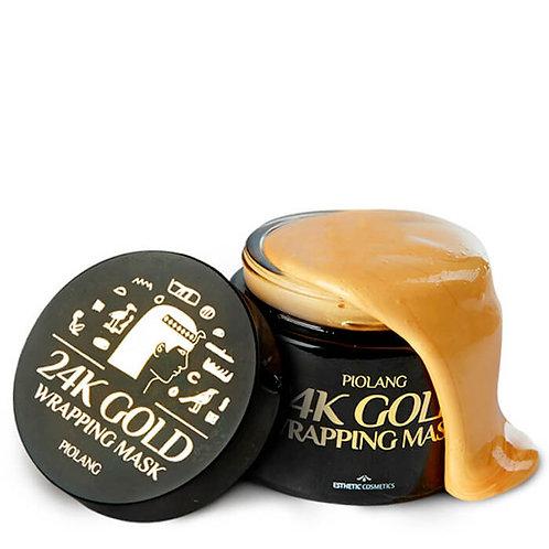 Esthetic House Омолаживающая маска для лица с 24к золотом Piolang 24K Gold
