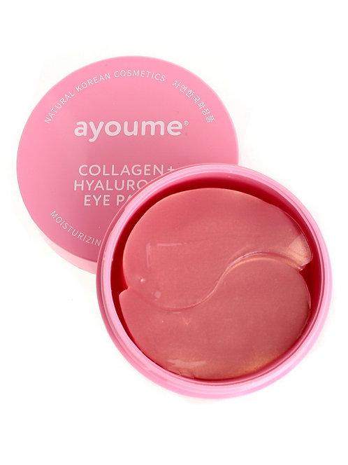 Collagen and Hyaluronic Патчи для век с коллагеном и гиалуроновой кислотой