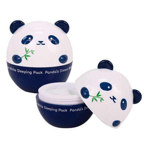 Tony Moly Осветляющая ночная маска Panda's Dream White Sleeping pack