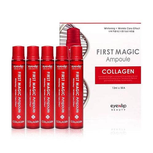 Eyenlip Ампулы для лица с коллагеном Collagen First Magic Ampoule
