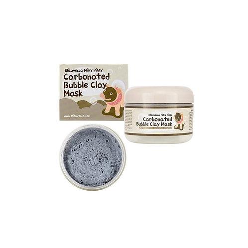 ELIZAVECCA Глиняная маска с пузырьковым эффектом Carbonated Bubble Clay Mask
