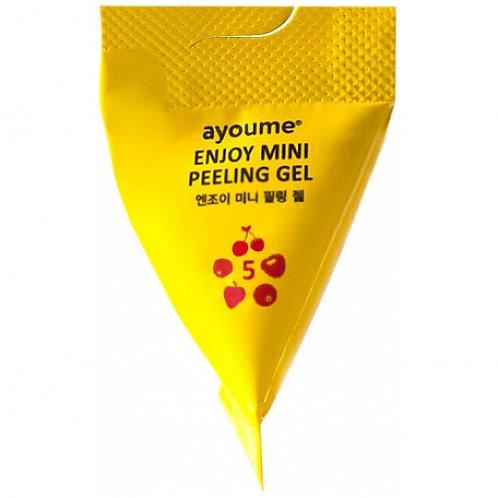 Ayoume Пилинг-гель для лица в пирамиках с фруктовыми кислотами