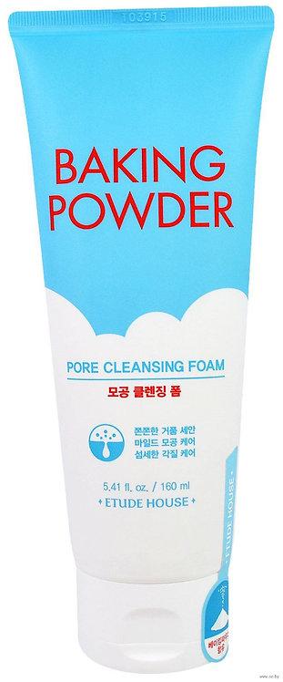 Etude House Пенка для умывания Baking Powder Pore Cleansing Foam