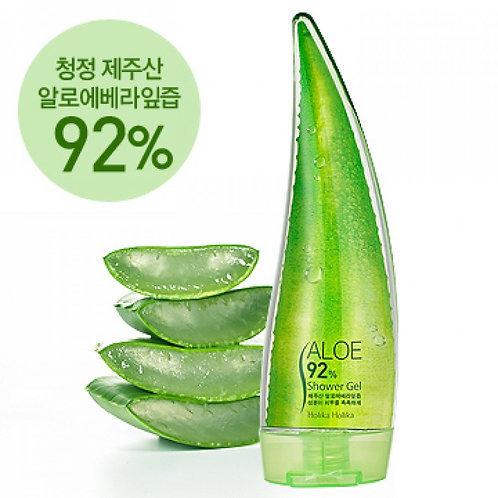 Holika Holika Aloe 92% Shower Gel Гель для душа с 92% алоэ