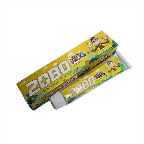 AEKIUNG 2080 Детская зубная паста со вкусом банана