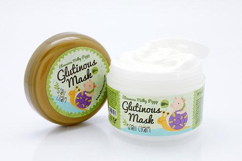 ELIZAVECCA Крем-маска с муцином улитки Milky Piggy Glutinous 80% Snail Cream