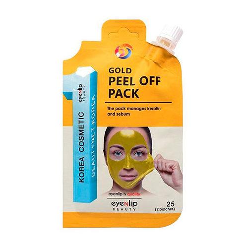 Eyenlip Маска-пленка глубокого очищения Peel Off Pack