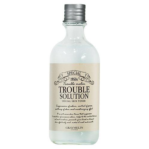 GRAYMELIN Тонер для проблемной кожи Trouble Solution Special Skin Toner