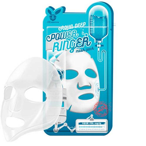 ELIZAVECCA Увлажняющая тканевая маска для лица с гиалуроновой кислотой