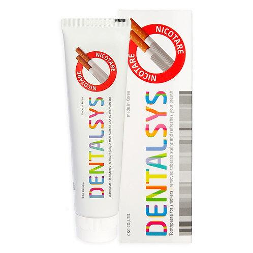 DENTALSYS Зубная паста для курящих