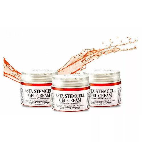 Graymelin Антивозрастной гель-крем для лица Asta Stem Sell Anti-Wrinkle Gel