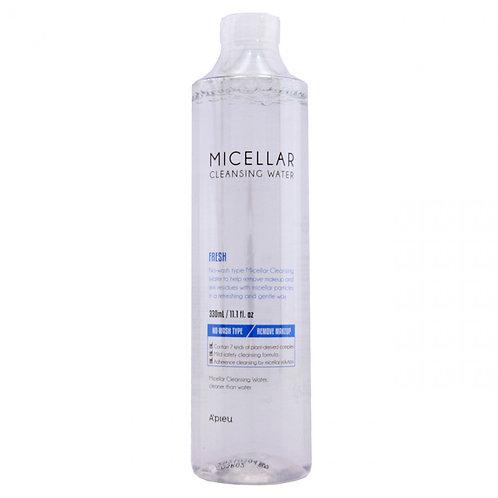 A'PIEU Освежающая мицеллярная вода  Micellar Clean Water Fresh