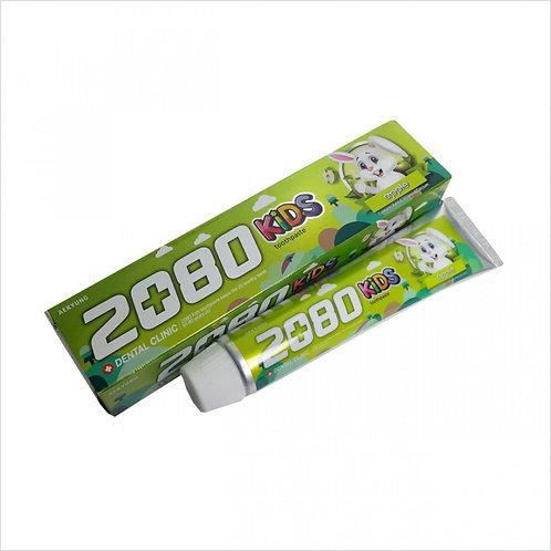 AEKIUNG 2080 Детская зубная паста со вкусом яблока