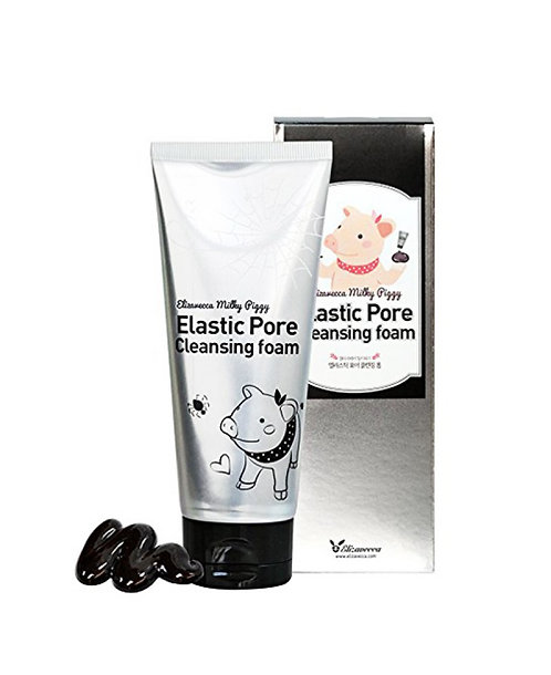 ELIZAVECCA Пенка очищающая для умывания Elastic Pore Cleansing Foam