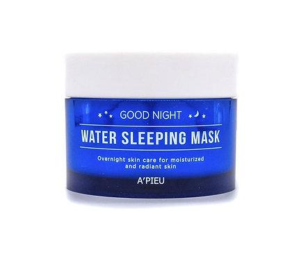 Good Night Water Sleeping Mask Ночная увлажняющая маска с березовым соком