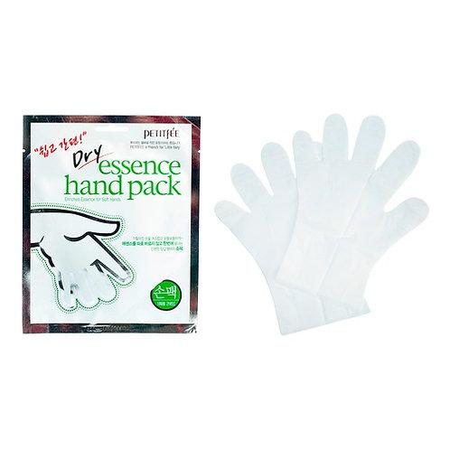 Petitfee Маска-перчатки для рук Dry Essence Hand Pack