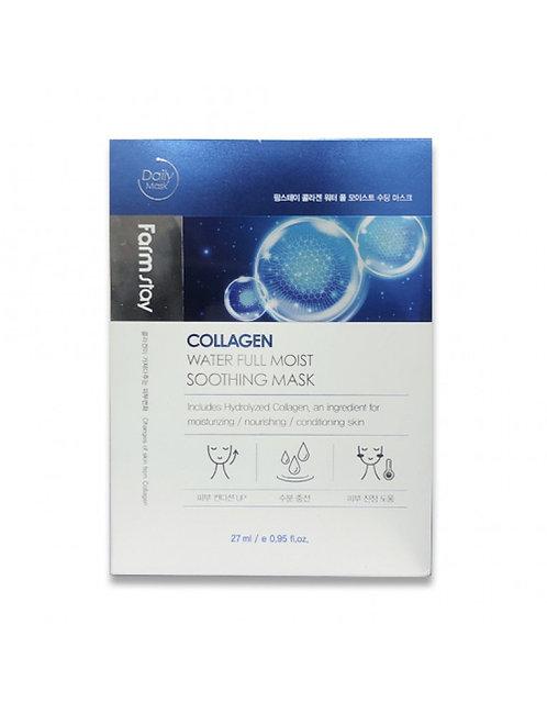 Тканевая маска для лица с коллагеном Farm Stay Collagen Mask Sheet