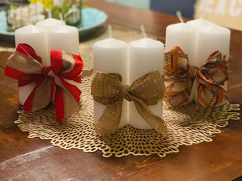 Number Candle Sets