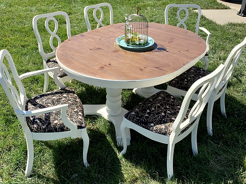 Georgette Table and Chair Set