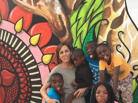 Transformando quem transforma; testemunho Angola 2018. Por Juliana de Lacerda Camargo