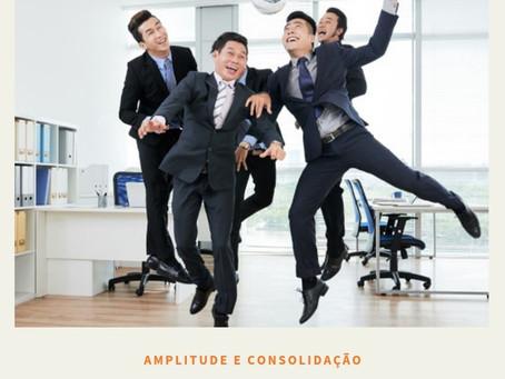 Amplitude e consolidação - 2 aspectos do desenvolvimento. Por Juliana de Lacerda Camargo