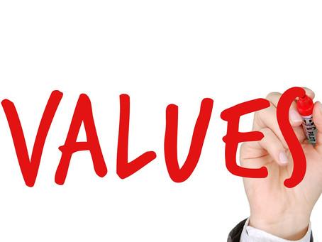Valores e nossa identidade. Você se representa? Por Juliana de Lacerda Camargo