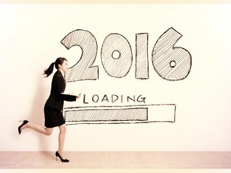 O que você vai alcançar em 2016? Por Graziela Motta