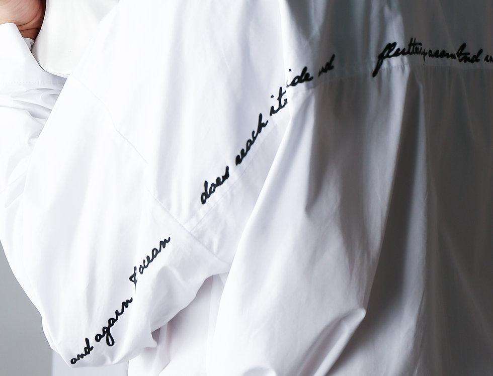 Bulk Poem Shirt