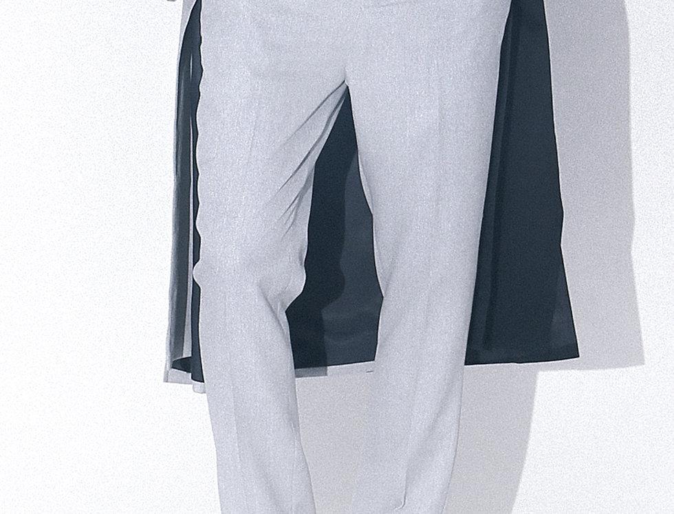 Flapped Waist Pants