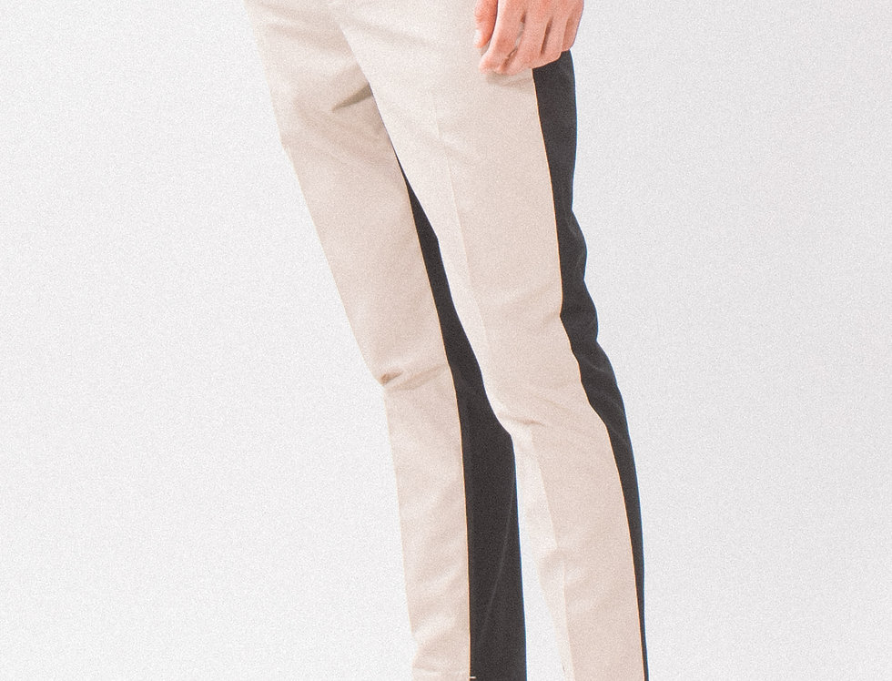 Bicolored Pants