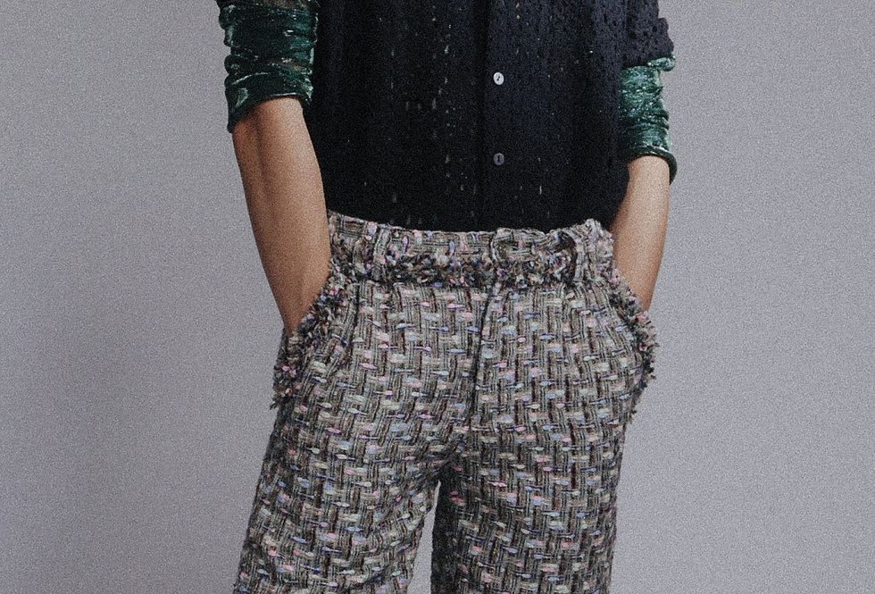 Cotton Lace Short Shirt