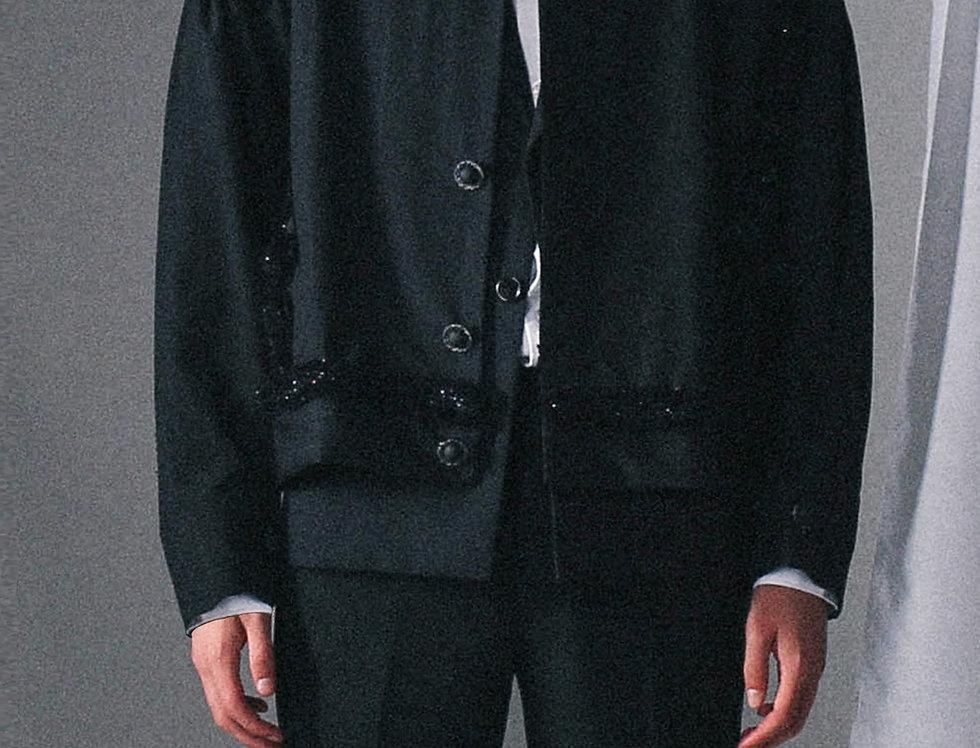 Night Tweed Jacket