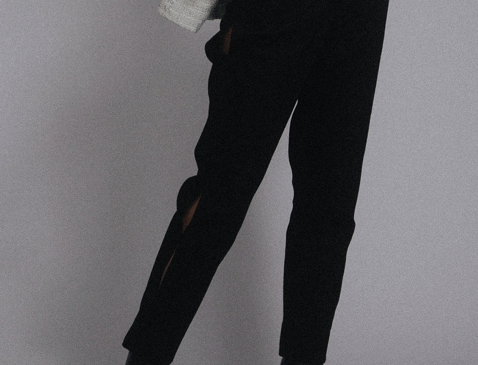 Side Hollow Pants