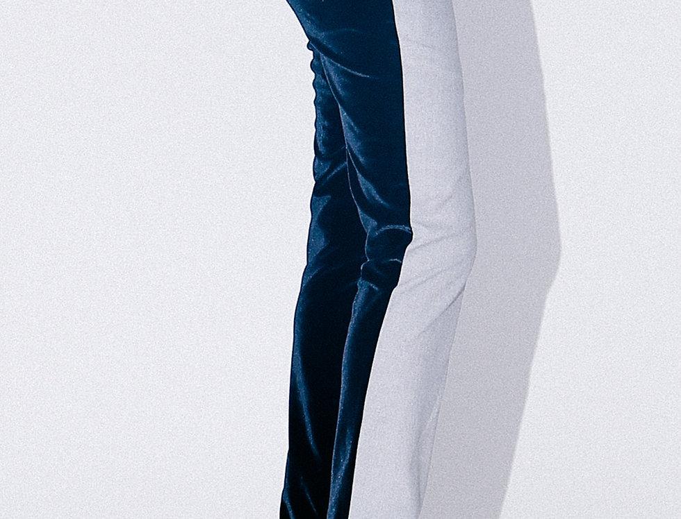 Bicolored Pants
