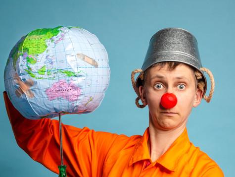 FIX IT - A Clown Show About Climate Change