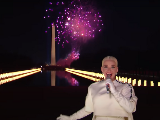 Artistas cantan para investidura Biden-Harris en EE.UU