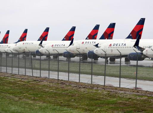Delta Airlines realizará reducción de su flota