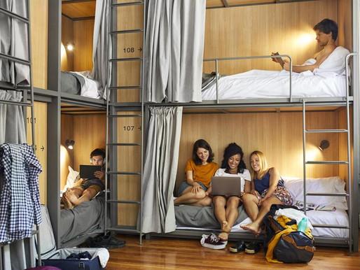 Buenos Aires ya tiene su primer hostel de cápsulas